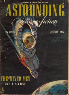 Astounding - Jan 1945