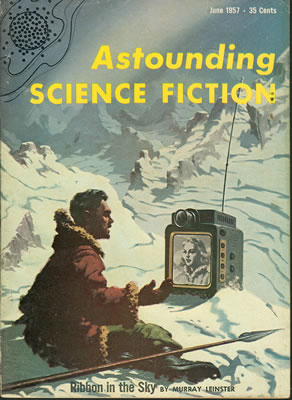 Astounding - Jun 1957