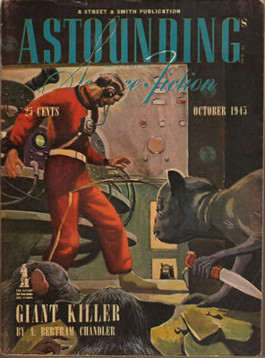 Astounding - Oct 1945