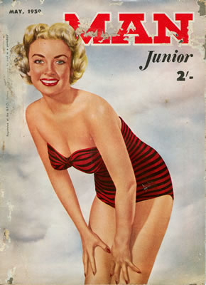 Man Junior - May 1959