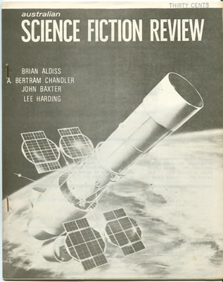 Australian Science Fiction Review No: 3 - Sep 1966