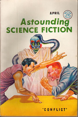Astounding (British Edition) - Apr 1959