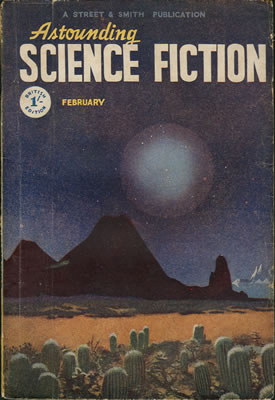 Astounding (British Edition) - Feb 1949