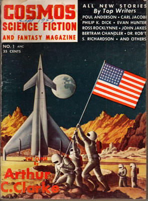 Cosmos No: 1 - Sep 1953