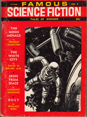 Famous Science Fiction - Sp 1967
