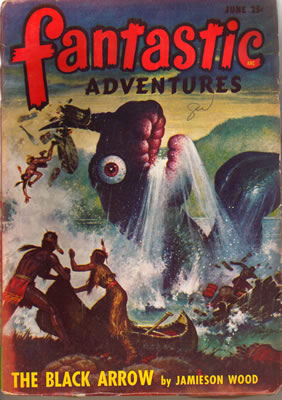 Fantastic Adventures - Jun 1948