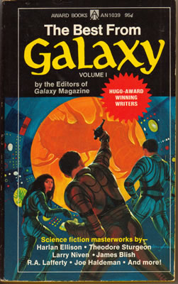 The Best From Galaxy Volume I 1972