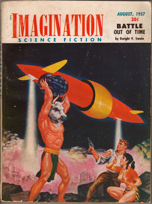 Imagination - Aug 1957