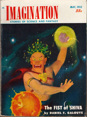 Imagination - May 1953