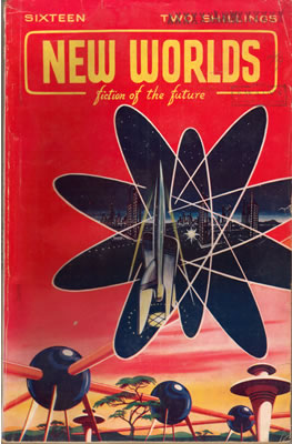 New Worlds No: 16 - Jul 1952