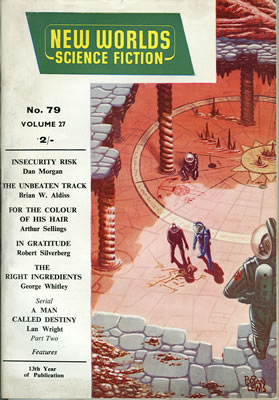 New Worlds No: 79 - Jan 1959