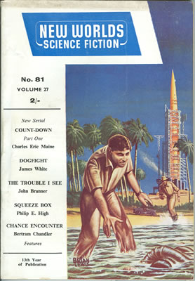 New Worlds No: 81 - Mar 1959