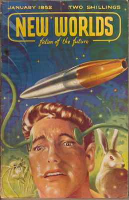 New Worlds No: 13 - Jan 1952
