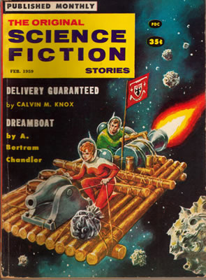 Science Fiction Stories - Feb 1959