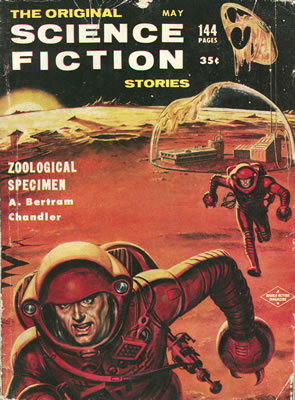 Science Fiction Stories - May 1957