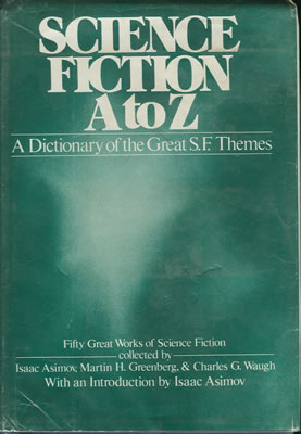 Science Fiction A to Z 1982