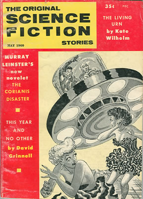 Science Fiction Stories - May 1960