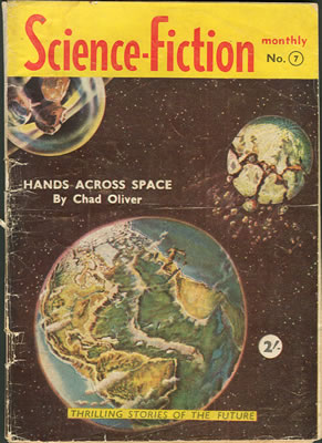 Science Fiction Monthly (Australian) No: 7 - Mar 1956