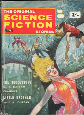 Science Fiction Stories (British Edition) No: 6 - Feb 1959