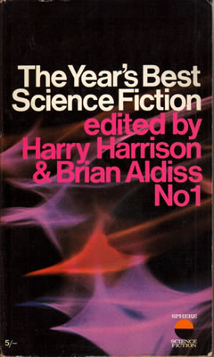 The Year's Best Science Fiction 1 1968