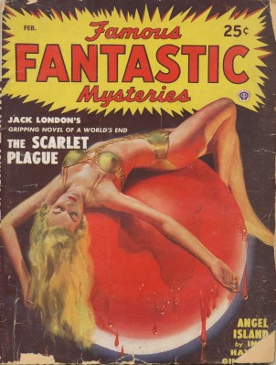 Famous Fantastic Mysteries - Feb 1949