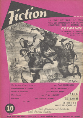 Fiction No: 10 - Sep 1954
