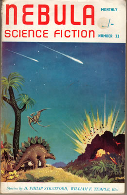 Nebula No: 22 - Jul 1957