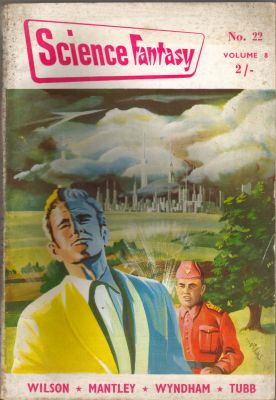 Science Fantasy No: 22 - Apr 1957