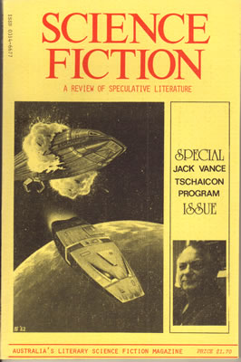 Science Fiction - A Review of Speculative Fiction - Vol. 4 No. 2 1982