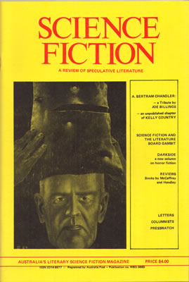 Science Fiction - A Review of Speculative Fiction - Vol 6 No 3 1984