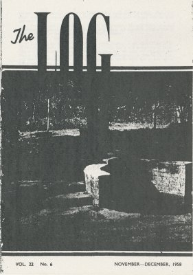 The Log - Nov/Dec 1958