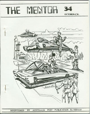 The Mentor No: 34 - Oct 1981